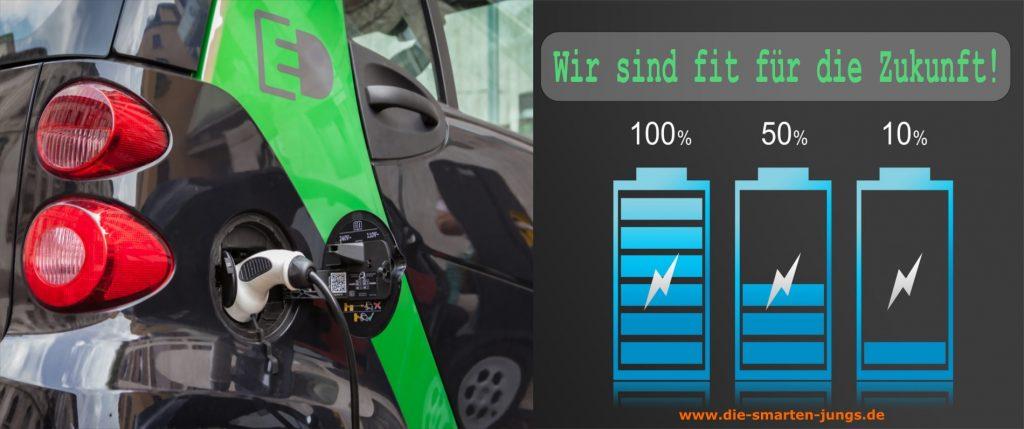 smart Elektroauto